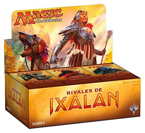 マジック:ザ・ギャザリング スペイン語版 イクサランの相克 ブースターパック 36パック入りBOX