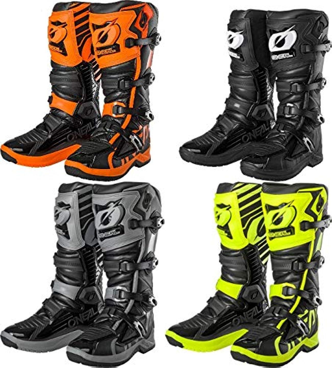 ネーピアフリルコンテストOneal RMX Motocross Boots 2019モデル モトクロス オフロード(EU47(約30.5cm) 黒)