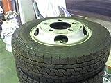 イスズ大型 純正 エルフ 《 NLR85AN 》 タイヤホイール付 P60300-15012763