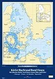 Sportbootkarten Satz 1/2004. Kieler Bucht und Rund Fuenen. Mit Luebecker Bucht, Nord-Ostsee-Kanal, Eider und Schlei