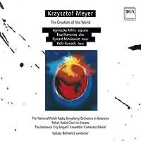 Krzysztof Meyer: Creation of the World by Ewa Marciniec (2013-05-03)