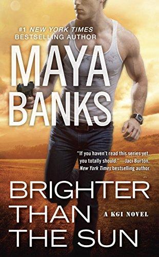 Brighter Than the Sun (KGI Series Book 11) (English Edition)