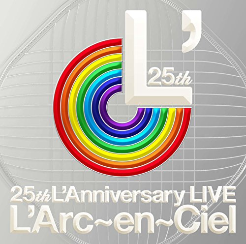 L'Arc~en~Ciel – 25th L'Anniversary LIVE [24bit Lossless + MP3 320 / WEB]  [2018.03.28]