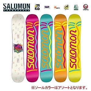 (サロモン)SALOMON 2016年モデル sal01-16-006 スノーボード OH YEAH/WOMEN'S/オーイェー/ウーマンズ/日本正規品 138