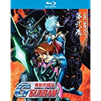 Mobile Fighter G Gundam Collection 2 Blu-Ray