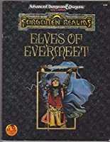 The Elves of Evermeet (ADVANCED DUNGEONS & DRAGONS, 2ND EDITION)