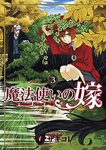 魔法使いの嫁 3巻 (コミックブレイド)