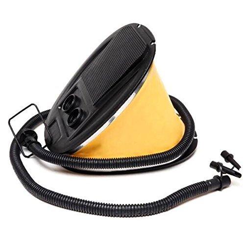 KIZOKU(キゾク) 空気入れ エアポンプ 足踏みポンプ 空気入れ/空気抜き ボール エアーマット...