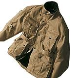 ナンカイ(NANKAI) SDW-8101B オールウェザーハーフコートジャケット BE(ベージュ)Lサイズ