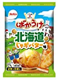 栗山米菓 ご当地ばかうけ じゃがバター味 16枚入 ×12袋
