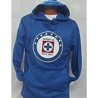 新しい。Club Deportivo Cruz AzulブルーパーカーサイズLarge
