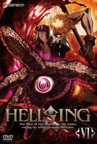 HELLSING VI 〈通常版〉 [DVD]の詳細を見る