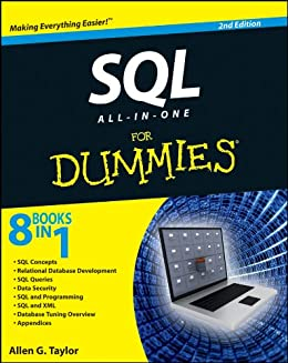 SQL All-in-One For Dummies by [Taylor, Allen G.]