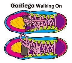 ゴダイゴ「Walking On」のジャケット画像