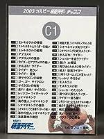 非売品 仮面ライダー 1号 本郷猛 藤岡 弘 カード