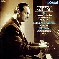 Liszt/Strauss/Gershwin: Piano Works (2013-07-18)