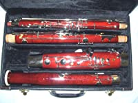 Bassoon with case and two baccals, solid maple wood body. エレキギター エレクトリックギター (並行輸入)