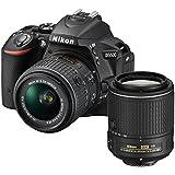 Nikon D5600 + AFP 18-55mm VR & 55-200mm VRII (Australian warranty)