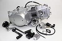 ミニモト 125ccエンジンセル始動方式クラッチレバーなし