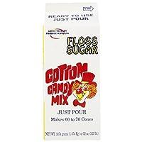 Perfect Stix Floss Sugar Grape-1 Cotton Candy Floss Sugar-Grape(1 Carton) [並行輸入品]