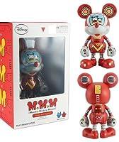 Mecha Mickey Mouse Vinyl Art Figure By Devilrobots by Mickey Mouse