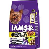 アイムス (IAMS) シニア犬 7歳以上用 小型犬用 チキン 小粒 2.3kg