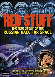 Red Stuff: True Story Russian Race for Space [DVD] [Import]