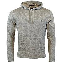 Ralph Lauren Polo Men's Terry Hooded Pullover Sweatshirt