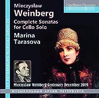 Comp.sonatas For Cello Solo: M.tarasova