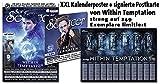 Sonic Seducer LIMITED Within Temptation EDITION 12-2018 / 01-2019 (249 Ex.): + XXl-Kalenderposter & sign. Postkarte von Within Temptation + Gothic Fetisch Kalender 2019 + CD