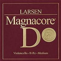 LARSEN MAGNACORE ARIOSO Cuerda 2ェ D (RE) Violoncello Medium 4/4