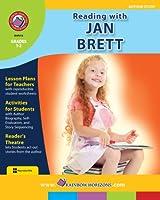 Rainbow Horizons JSLA14 Reading with Jan Brett - Author Study - Grade 1 to 2