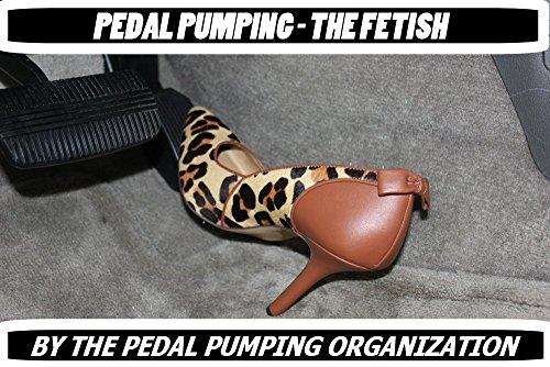 Womens pedal pumping fetish
