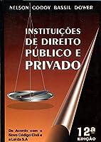 Instituicoes De Direito Publico E Privado