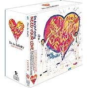 NEED YOUR LOVE (アルバム+DVD+Tシャツ -Bタイプ)