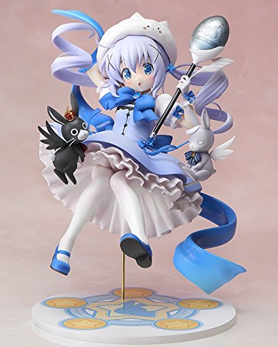 Figure Magical girl 1/7 scale Painted PVC figure