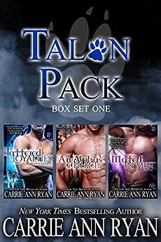 Talon Pack Box Set 1 (Books 1-3) by [Ryan, Carrie Ann]