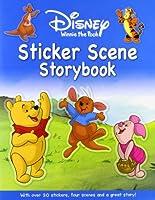 "Disney ""Winnie the Pooh"" Make a Scene Storybook (Disney Make a Scene Storybook S.)"
