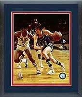 Pete Maravich Atlanta Hawks NBAアクション写真(サイズ: 26.5CM x 30.5CM )フレーム