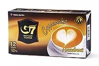 【公式】ベトナムG7コーヒー カプチーノ/ヘーゼルナッツ ボックス 正規品×12本