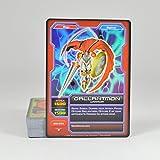 2004年バンダイDigimon Monstersカードゲームデッキ+ Gallantmonホログラムカード( 50カードデッキ)