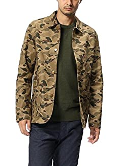 Levi's Engineer's Coat 19294: 0003 Camo