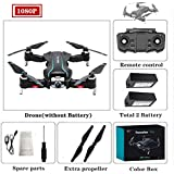 Starabu Drone S17 Drone 4k HD Camera GPS Drone WiFi for FPV 1080P No Signal Return RC Helicopter Flight 15 Minutes Quadcopter Drone with Camera