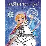 Disney Frozen: Dot-to-dot