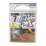 OWNER(オーナー) 刺牙グレX フック 7号 釣り針