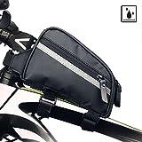 Rhinowalk 自転車 トップチューブバッグ フレームバッグ サドルバッグ フロントバッグ サイドバッグ かんたん装着 防水 サイクリング用 ツイルファブリック