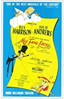 My Fair Lady (Broadway) 11 x 17 Poster - Style A