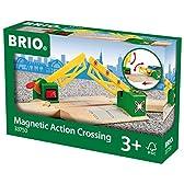 BRIO マグネット式踏切 33750
