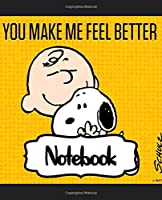 Notebook: The Peanuts Comics Strip Little White Beagle Snoopy Dog House Animation Boys Kids Adults Elementary Supplies Student Teacher Daily Creative Writing Journal, Inexpensive Gift For Boys And Girls, 110 Pages 7.5 x 9.25 Inches