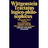 Tractatus logico-philosophicus. Tagebuecher 1914 - 1916. Philosophische Untersuchungen: Werkausgabe in 8 Baenden, Band 1